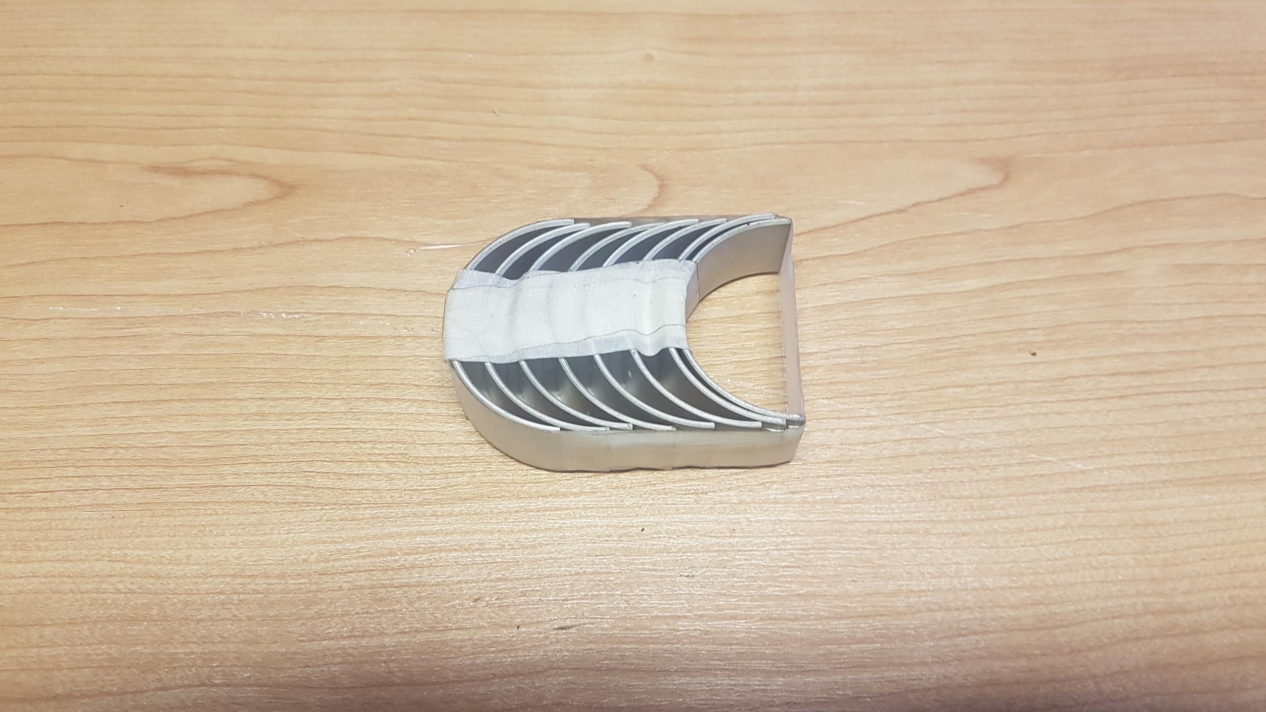 ložiska ojnice motoru 0,10